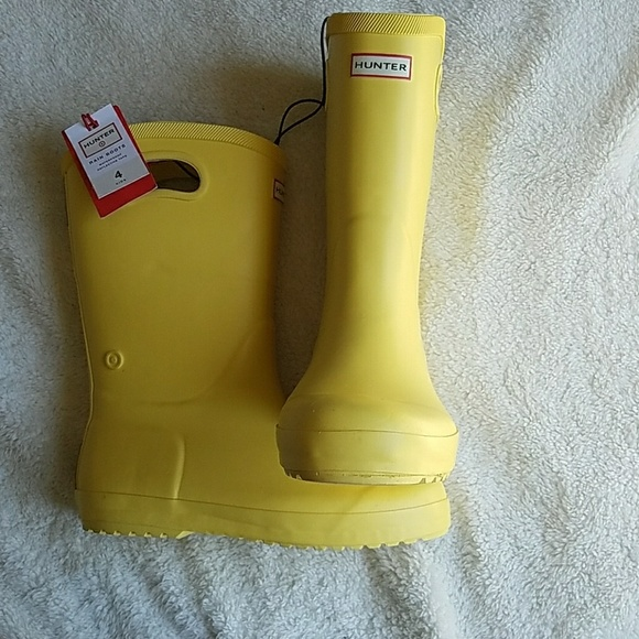 Hunter Other - 🌻HP🌻 NWT Hunter for Target Rain Boots Size 4